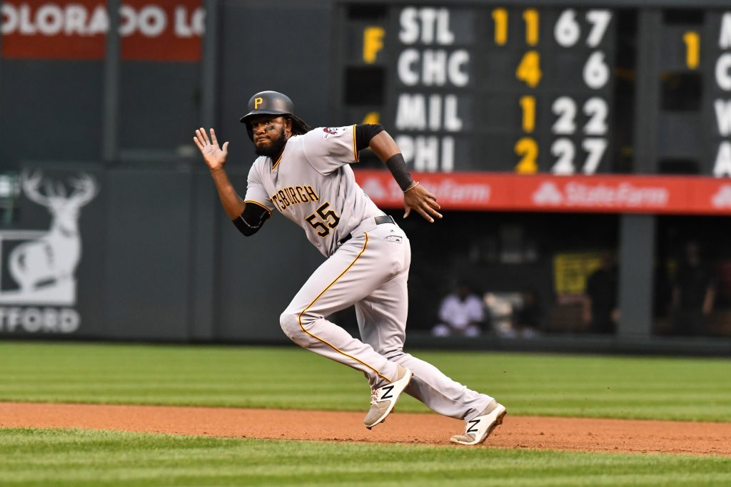 Saved By The Bell: Bucs backed by Josh Bell's four hits in ...