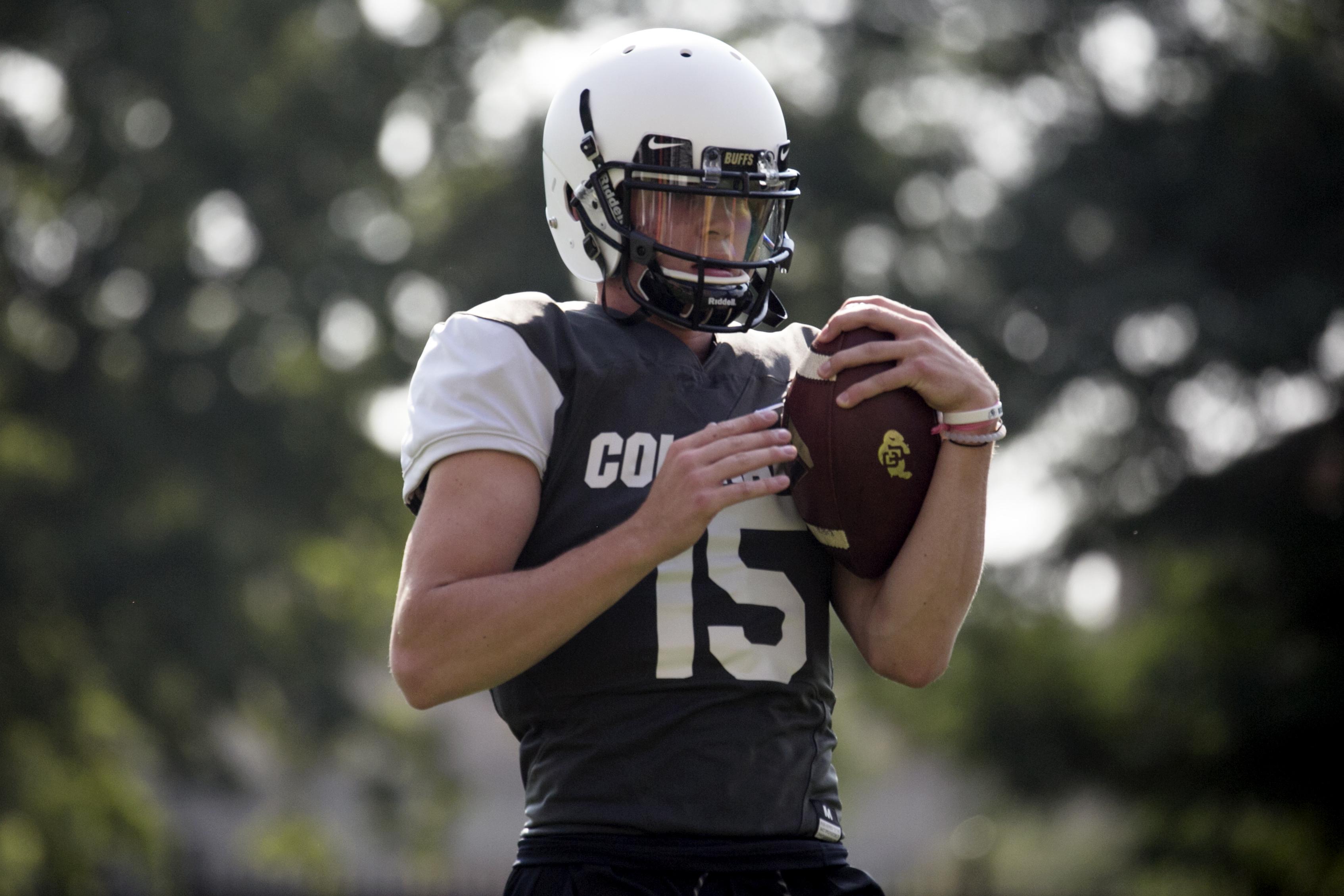 Dorrell names Sam Noyer as Colorado's starting quarterback