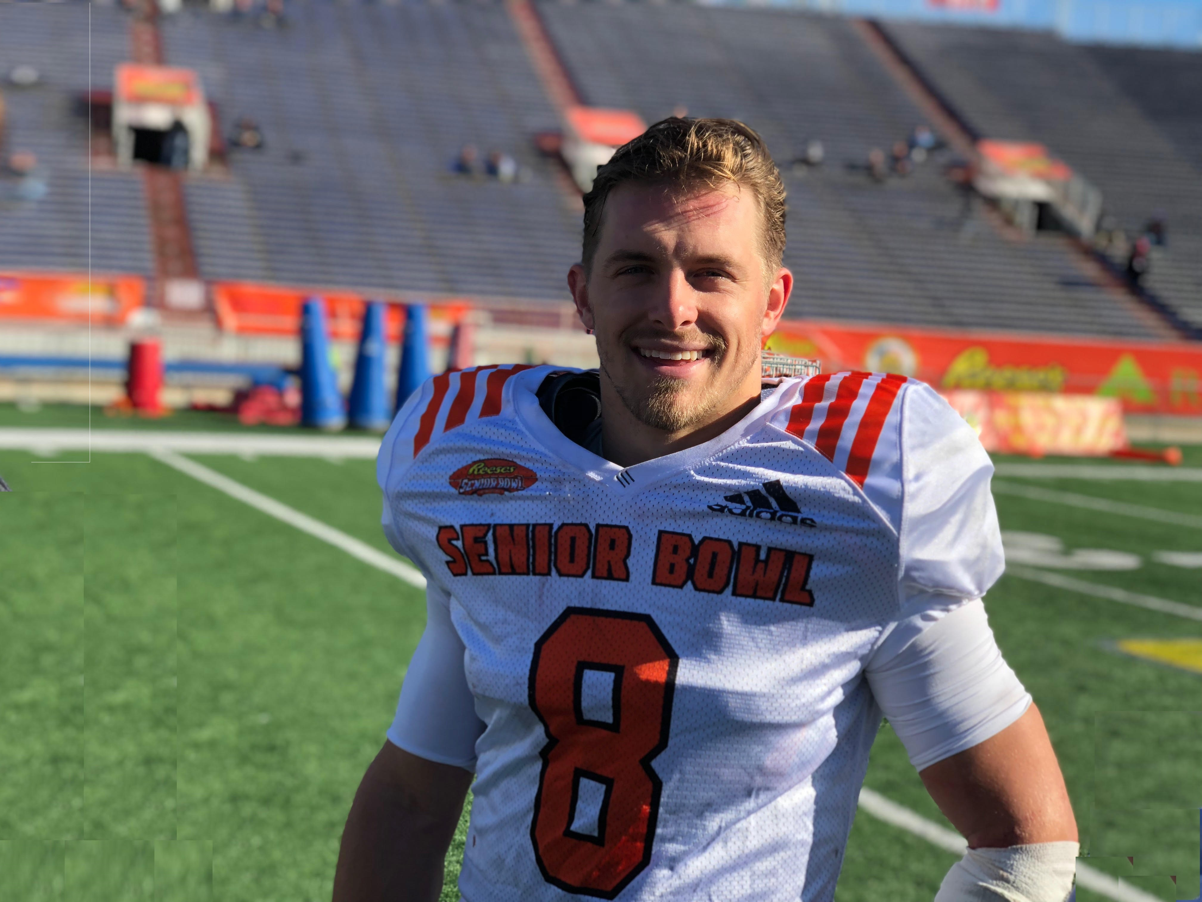 BSN Exclusive: Braxton Berrios is shining in front of a familiar ...