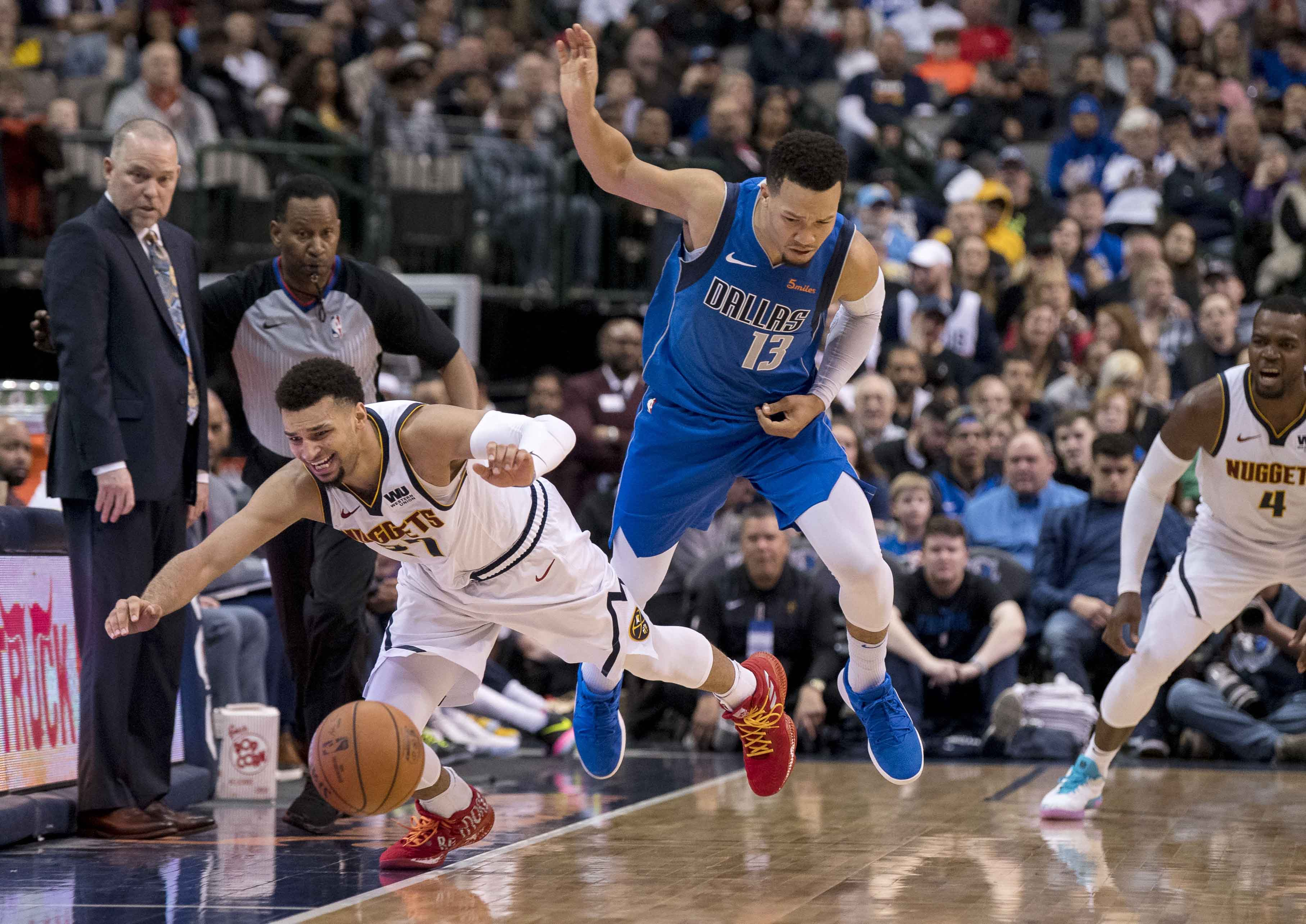 How Denver Is Covering For Isaiah Thomas On Defense Gary Harris Immediate Impact And The Nuggets Johnny Hustle