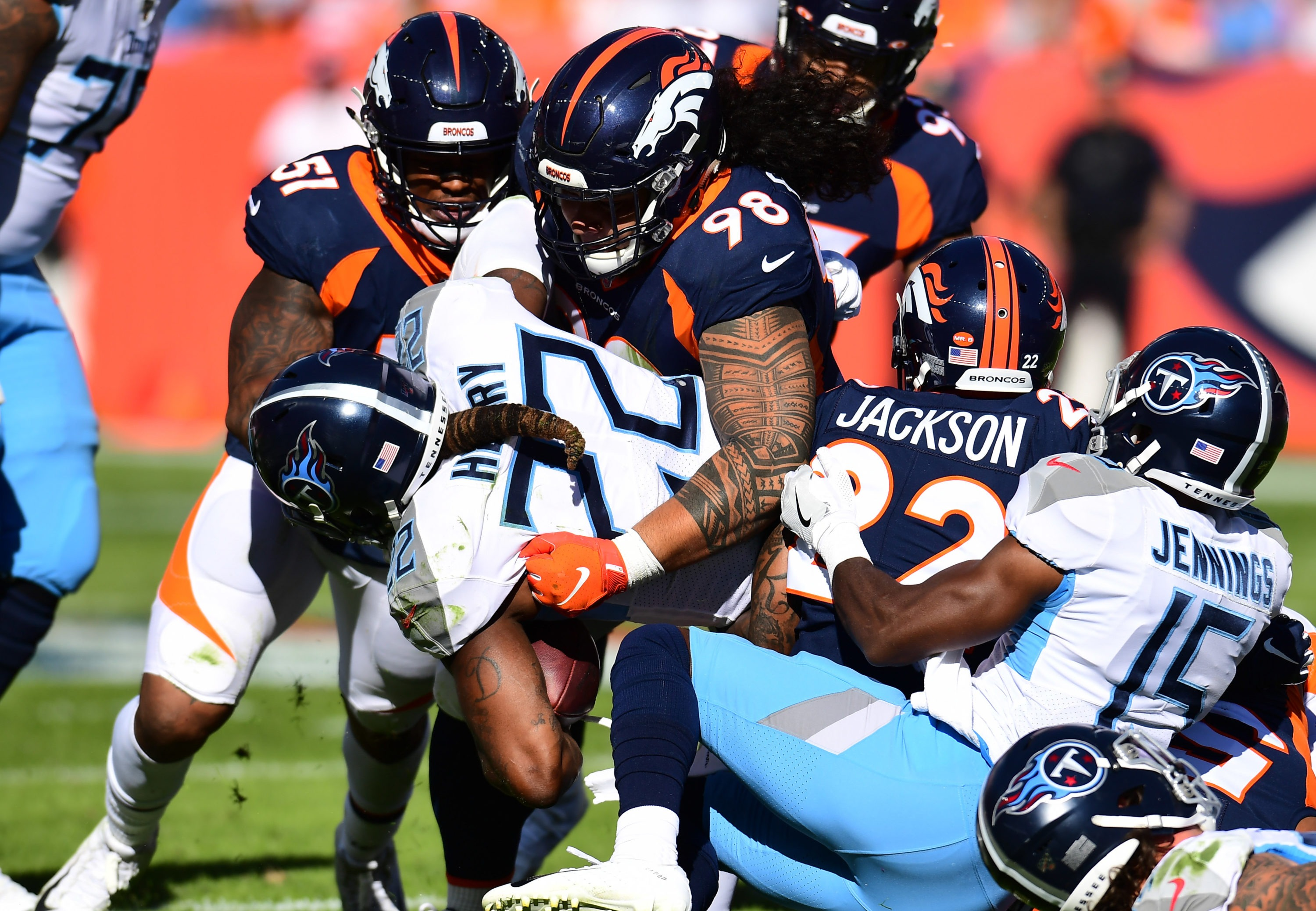 Postgame Cold Snacks: Broncos D dominates in second consecutive win