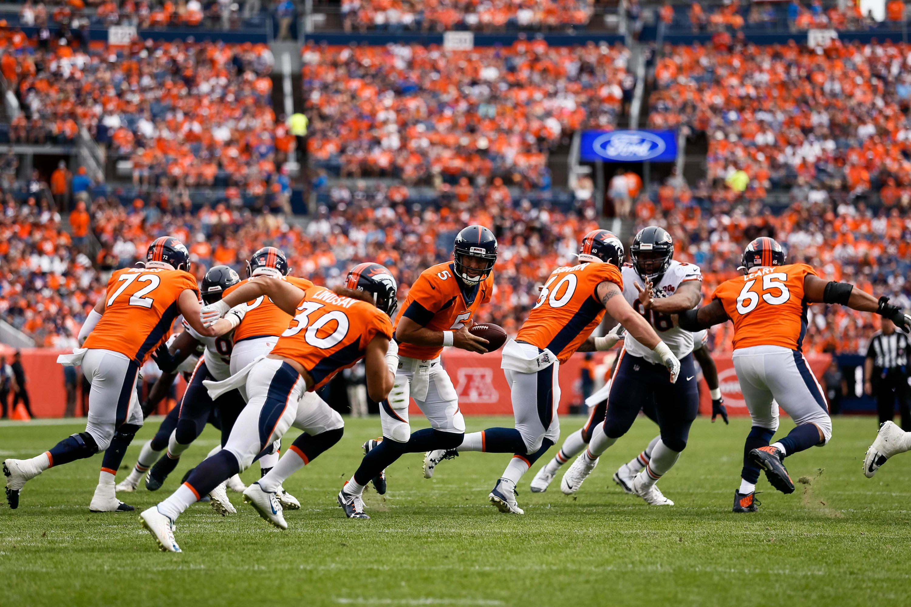 Here's the one number the Broncos offense must hit to win Thursday