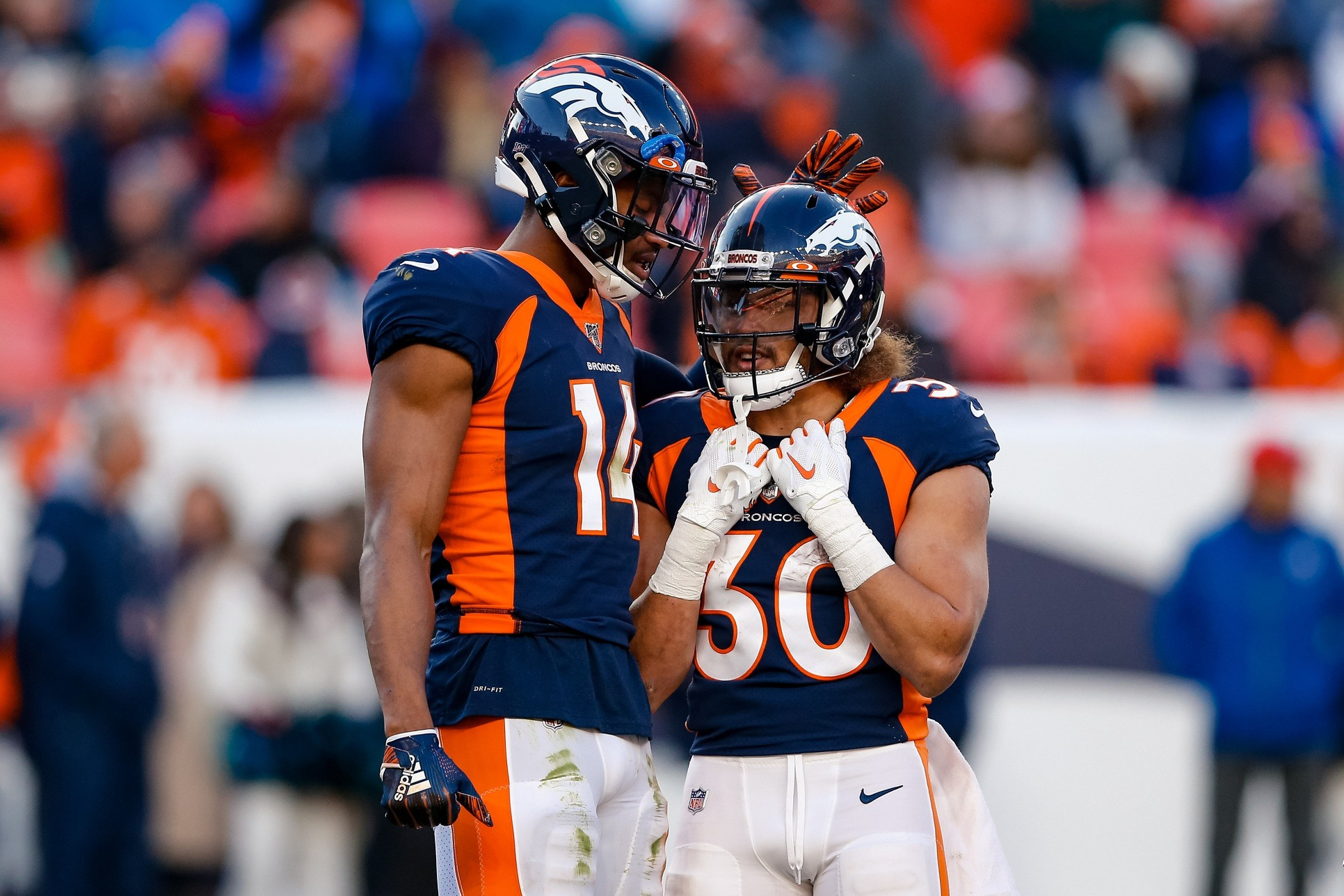 Did the Broncos' sophomore class live up to expectations?