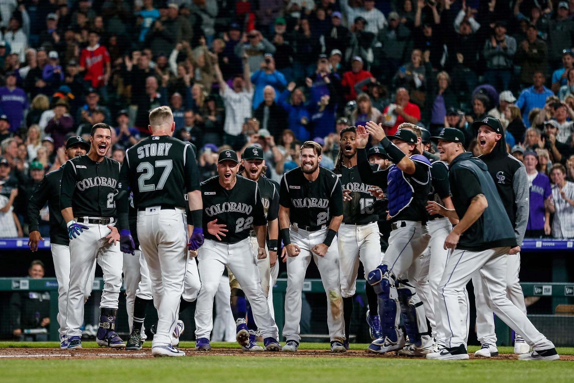 Rockies Review, Weekend of May 22-24: Records pile up for Rockies shortstop in walk-off winner