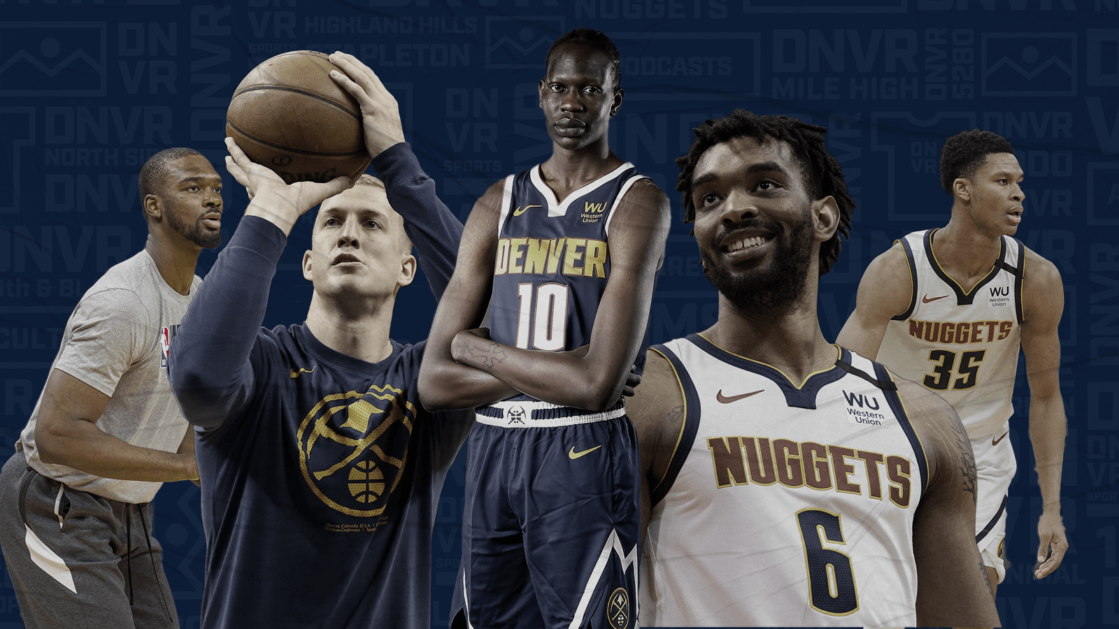 Michael Malone hints at how the Nuggets will approach their eight seeding games
