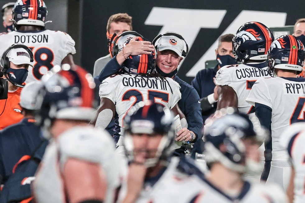 Did a change in perspective for Pat Shurmur provide a boost for the Broncos' offense?