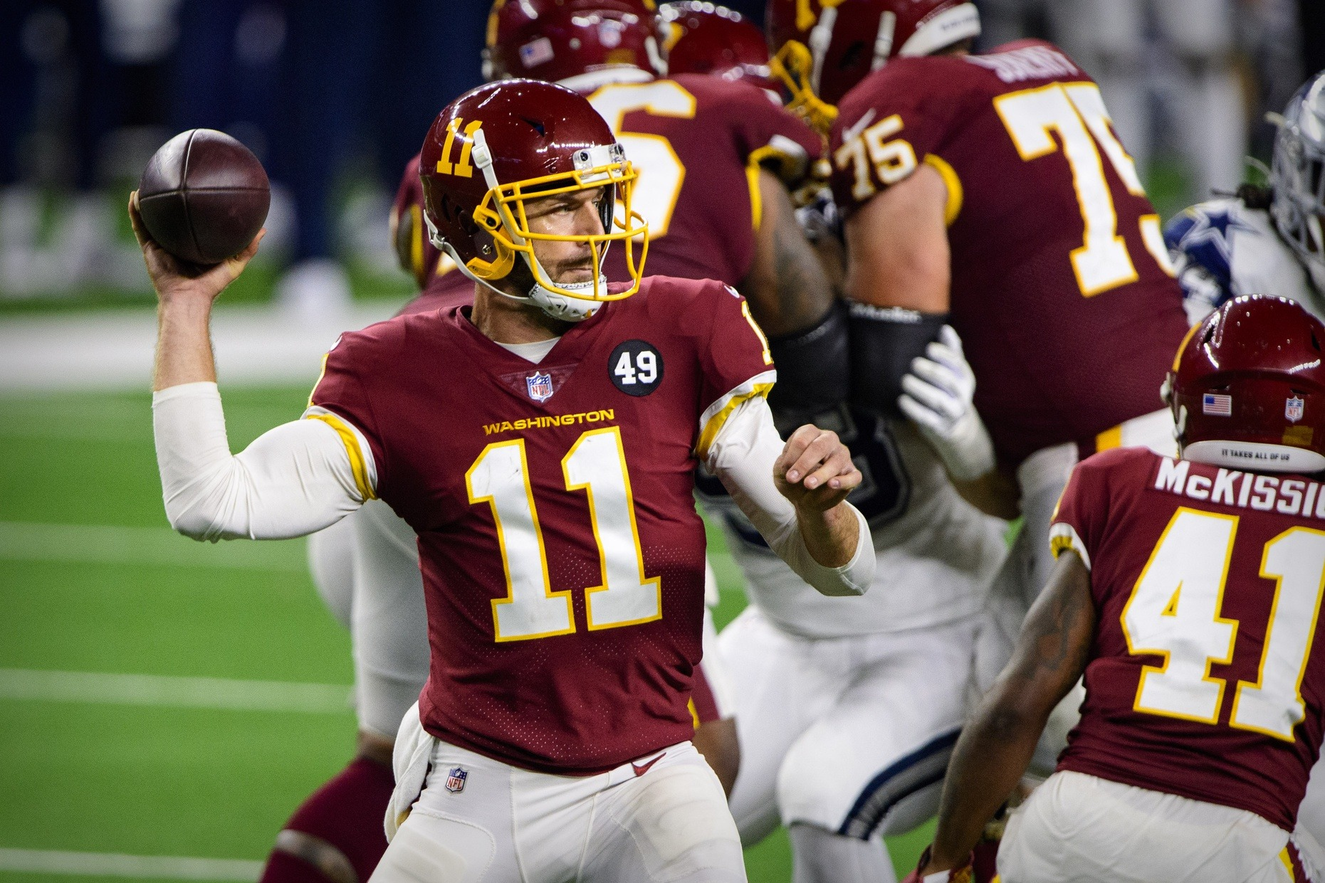 Examining the QB options: Could Alex Smith enter the Broncos' chat?