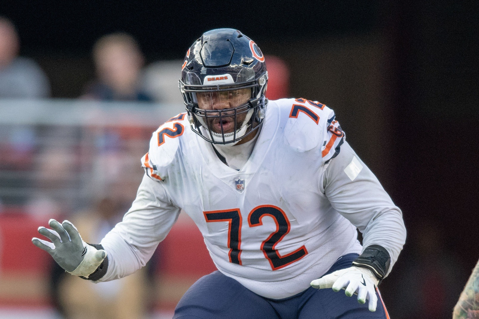 Here are the options for the Broncos at right tackle with Ja'Wuan James out for the year