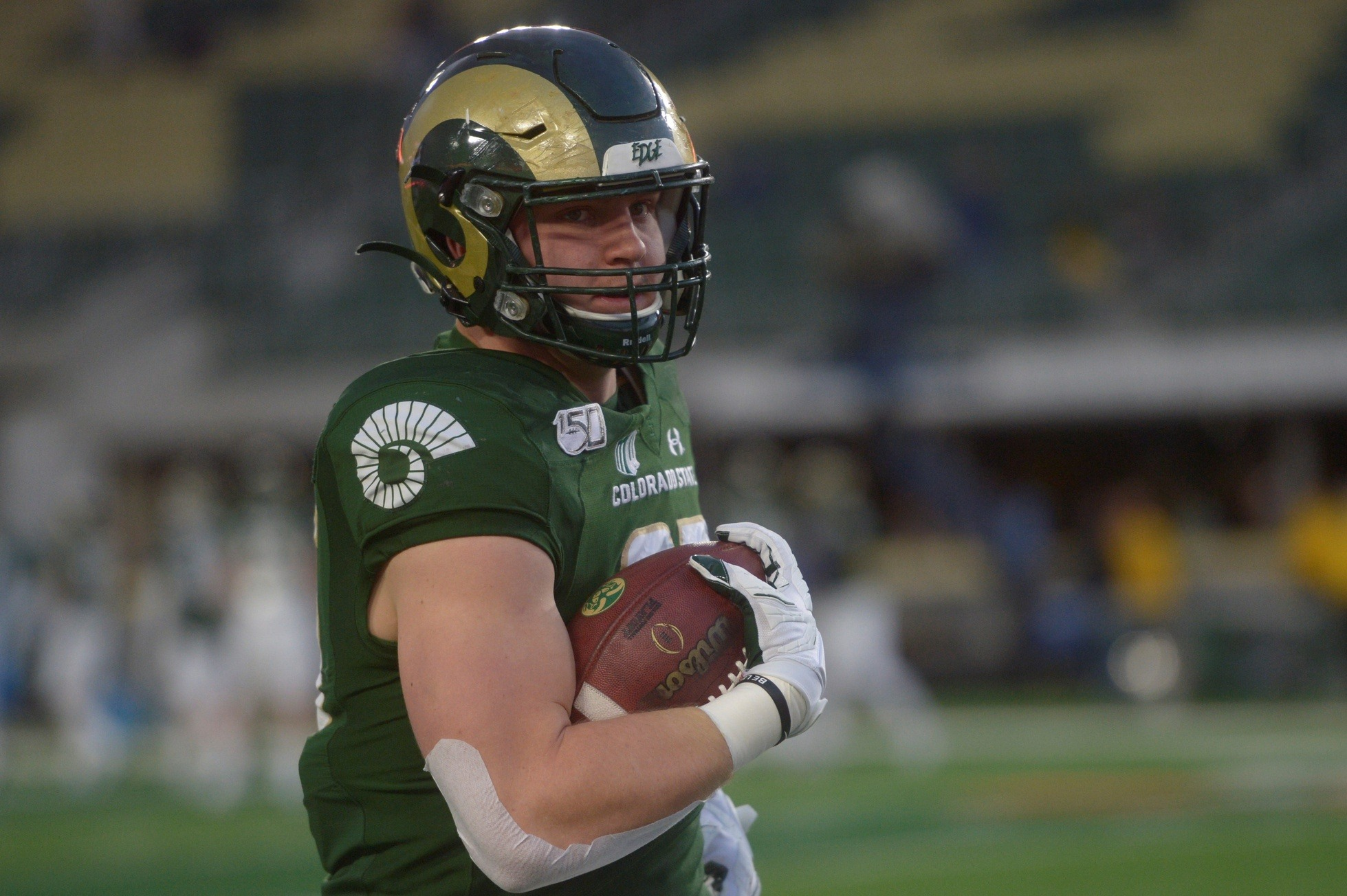 5 things we learned from Trey McBride at Mountain West Media Days